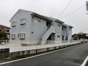 前橋市アパート