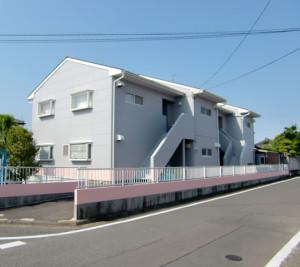 前橋市アパート (2)