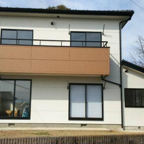 高崎市の住宅塗り替え完了!