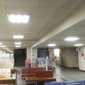 渋川市役所本庁舎塗装工事