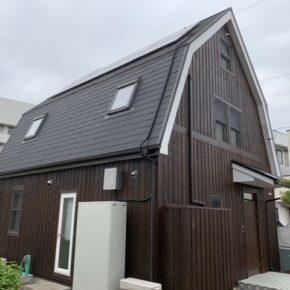 太田市O様邸外壁リフォーム工事完了です!